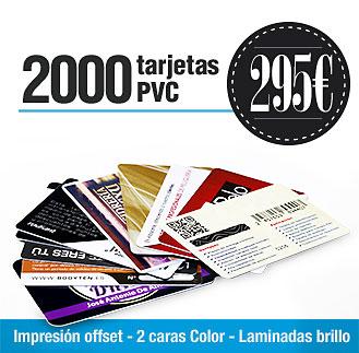 Precio 2000 tarjetas PVC Precio 2000 tarjetas plasticas