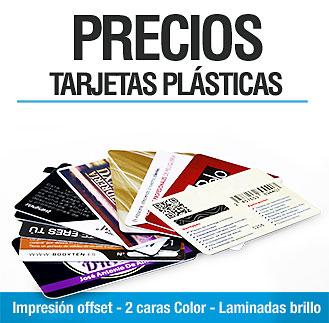 Precios tarjetas de PVC, precios tarjetas plásticas, tarjetas pvc