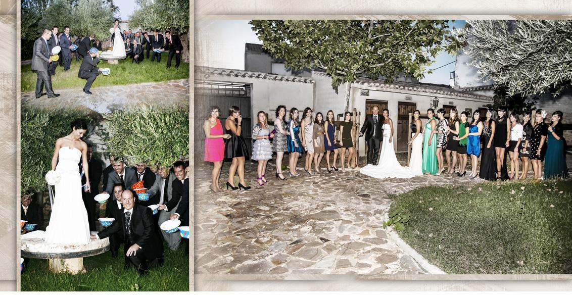 Fotografías Boda Albacete Juan Manuel y Noemí, fotografías boda retratos exteriores