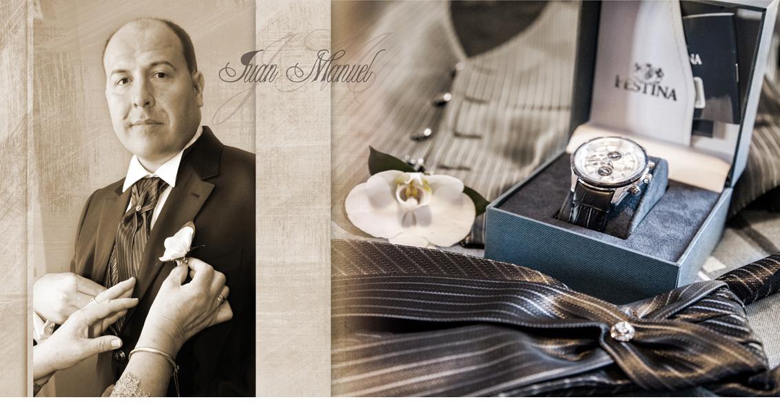 Fotografías Boda Juan Manuel y Noemí, fotografias boda casa novio