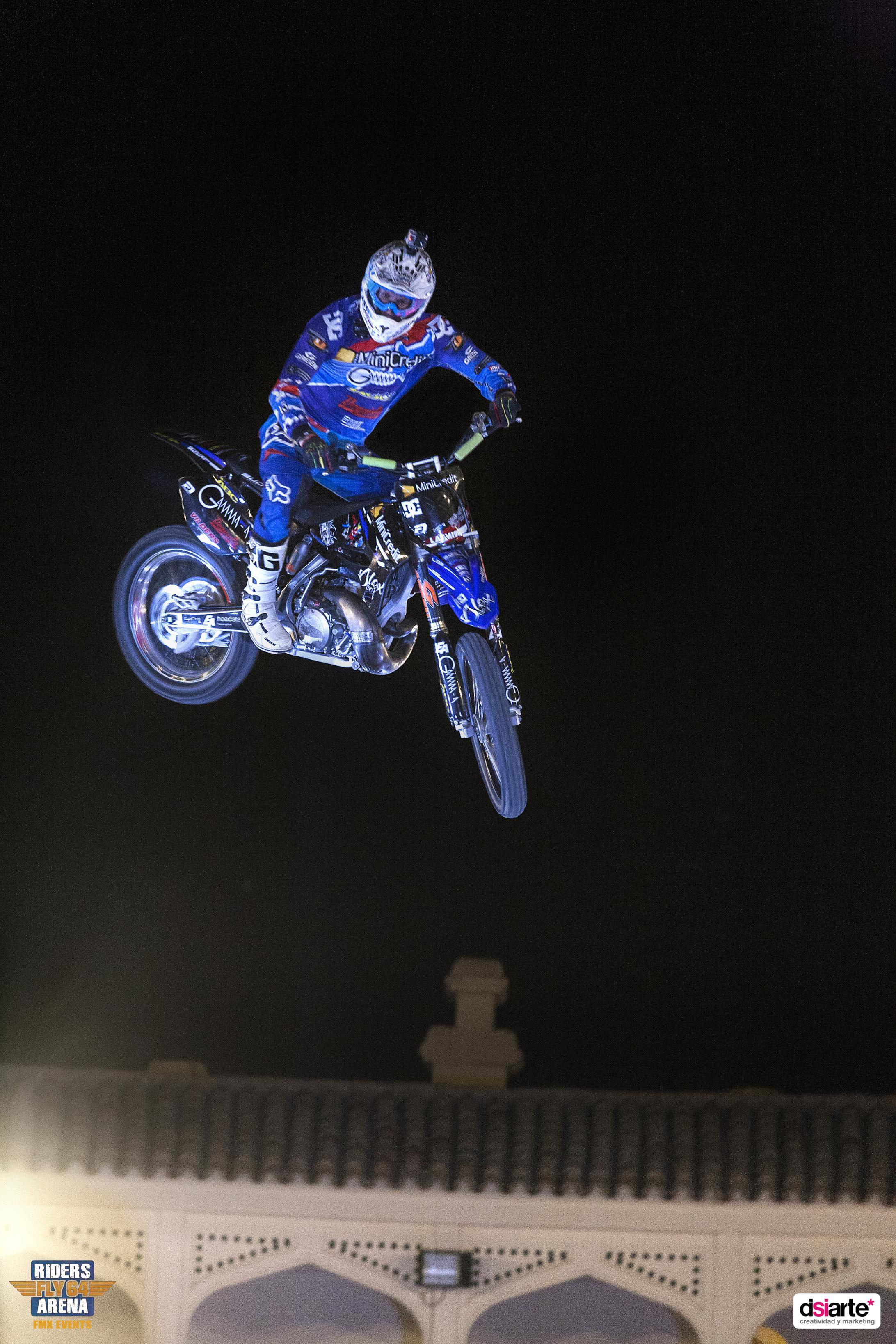 fotografa de eventos albacete summer night tour freestyle motocross cup