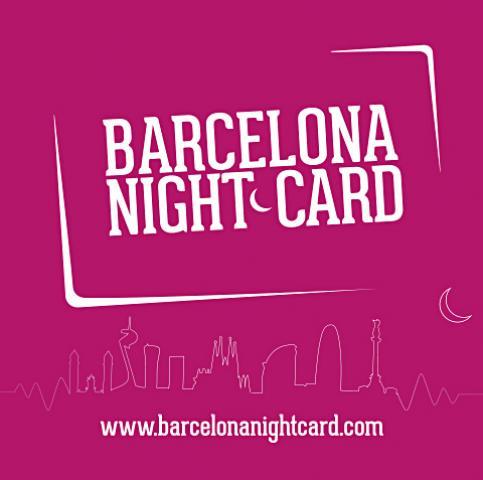 Imagen de Impresión de tarjetas PVC para la empresa BARCELONA NIGHT CARD
