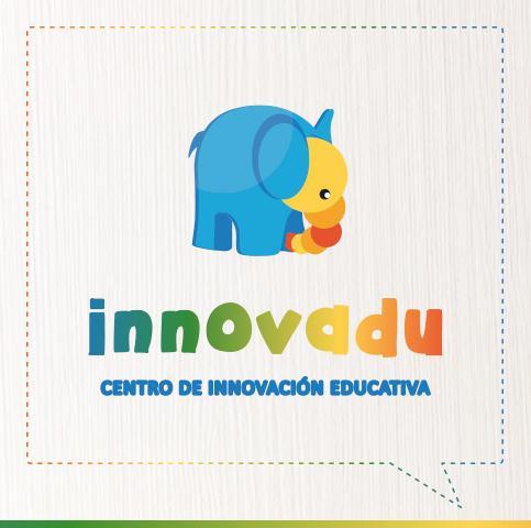 Diseño de Identidad corporativa y branding Innovadú