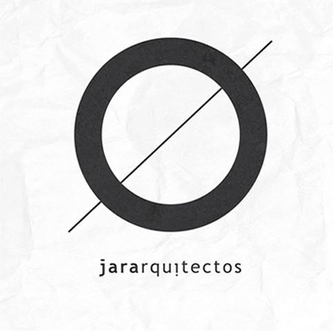 Diseño logotipo Jara Arquitectos