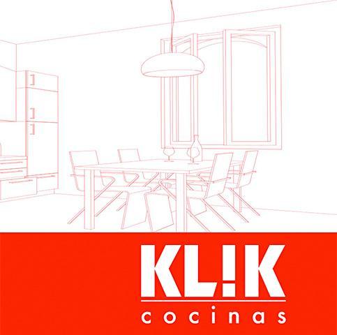 Diseño y programación página web klik cocinas